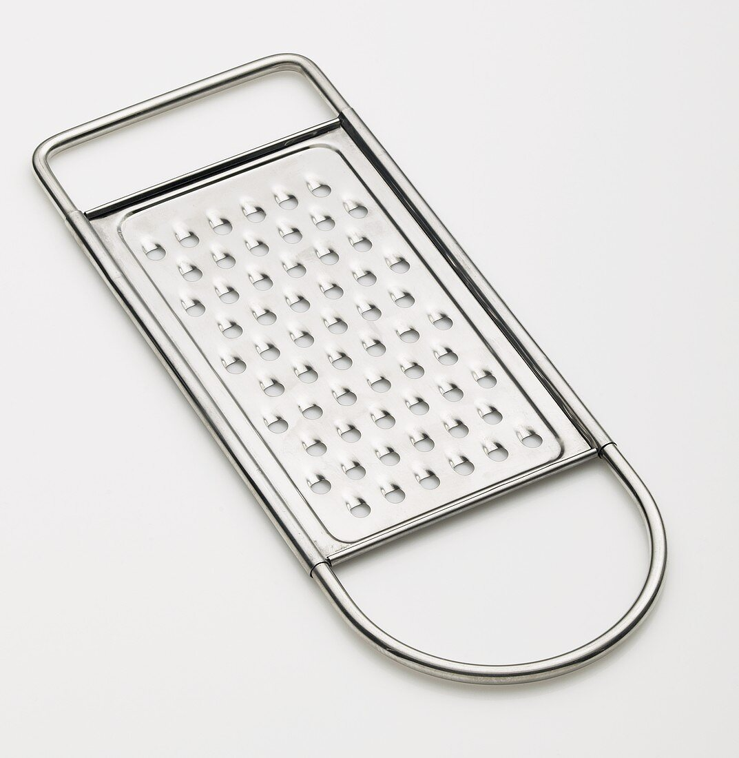 A Flat Cheese Grater