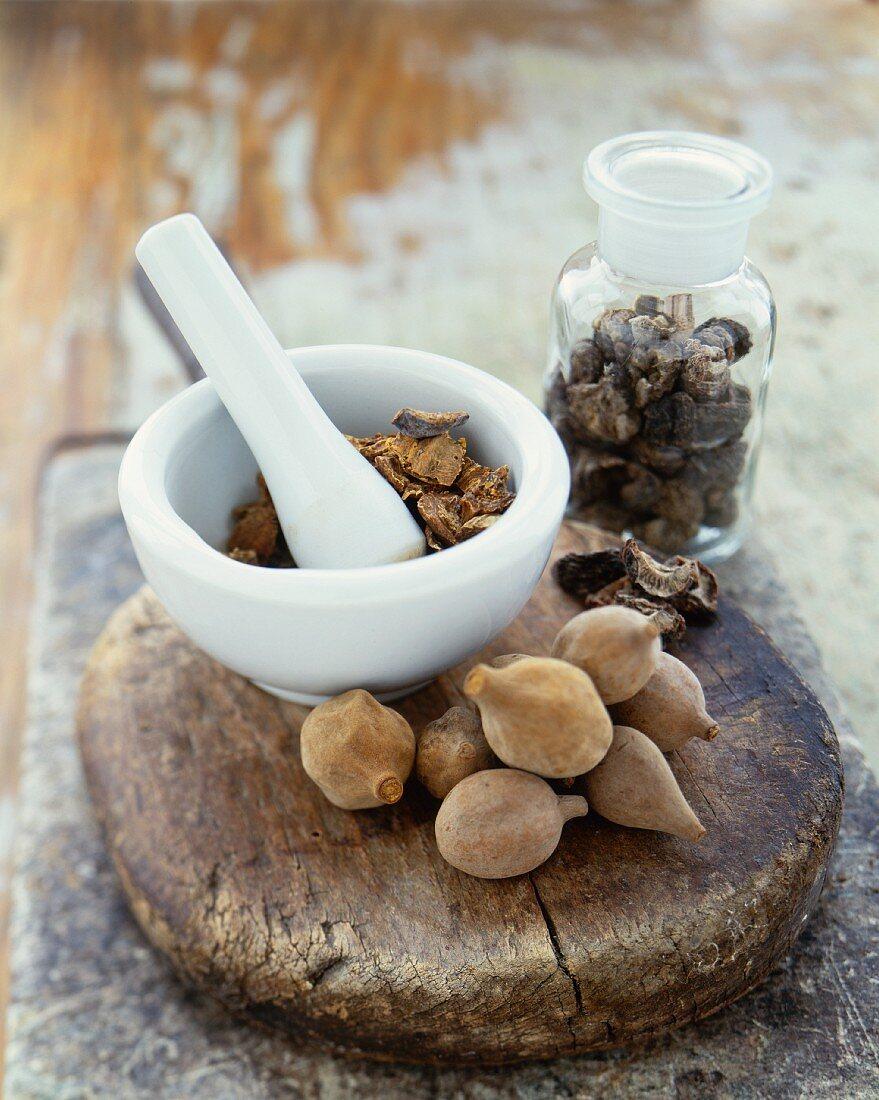 Ingredients Used in Ayurvedic Medicine