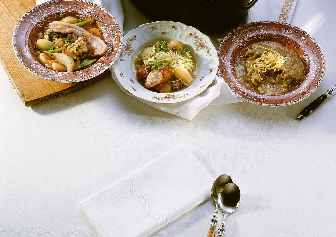 Typical Dishes from North Rhine-Westphalia