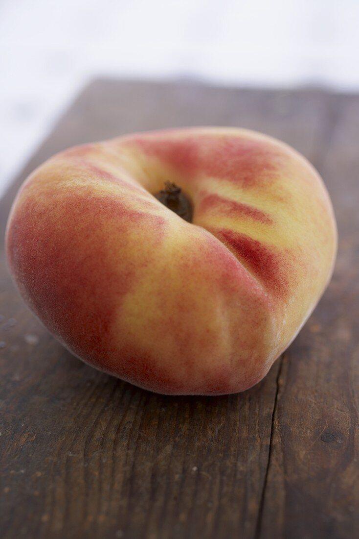 Organic Saucer Peach
