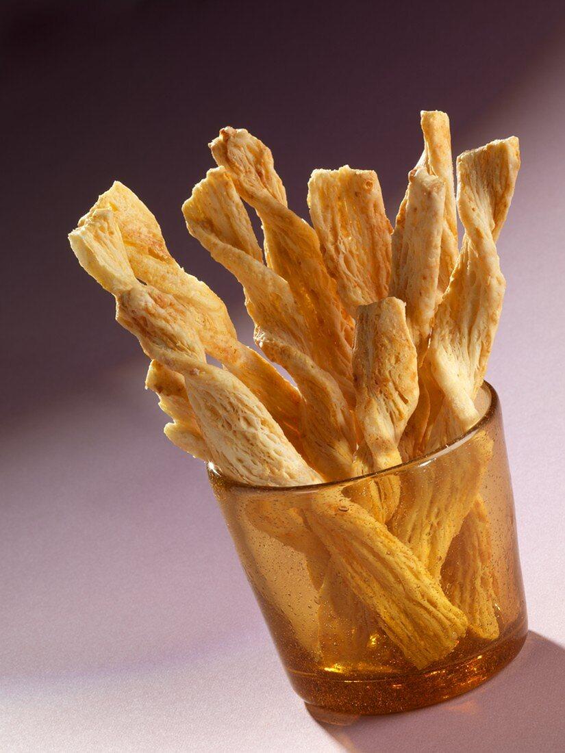 Twisted Bread Sticks