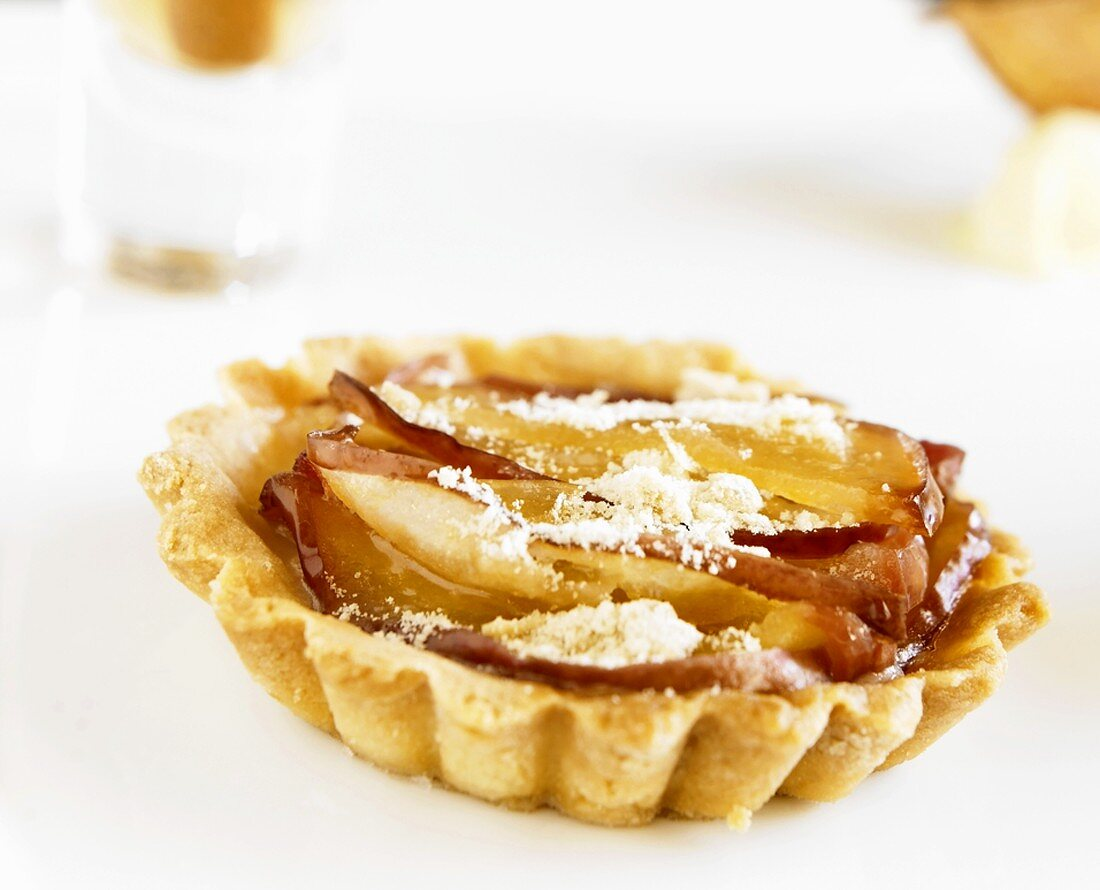 A Miniature Apple Tart