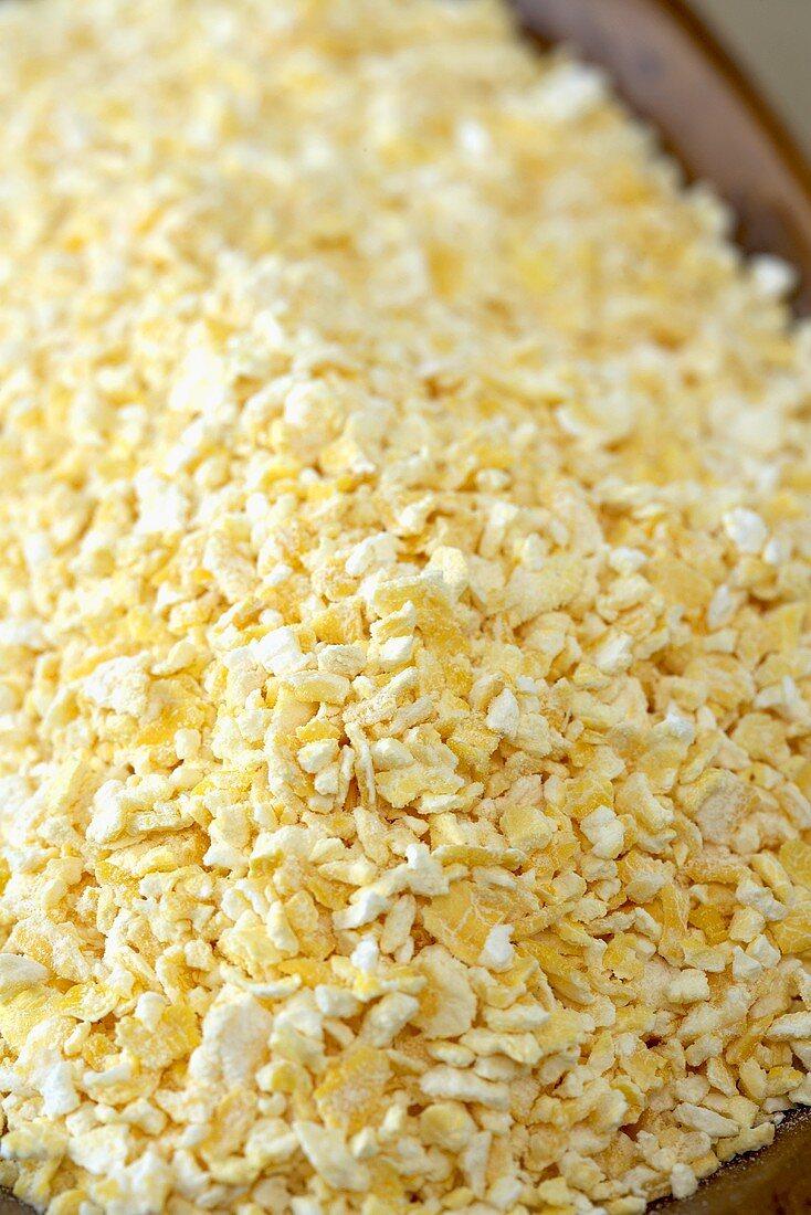 Flaked Corn Barley Beer Malt