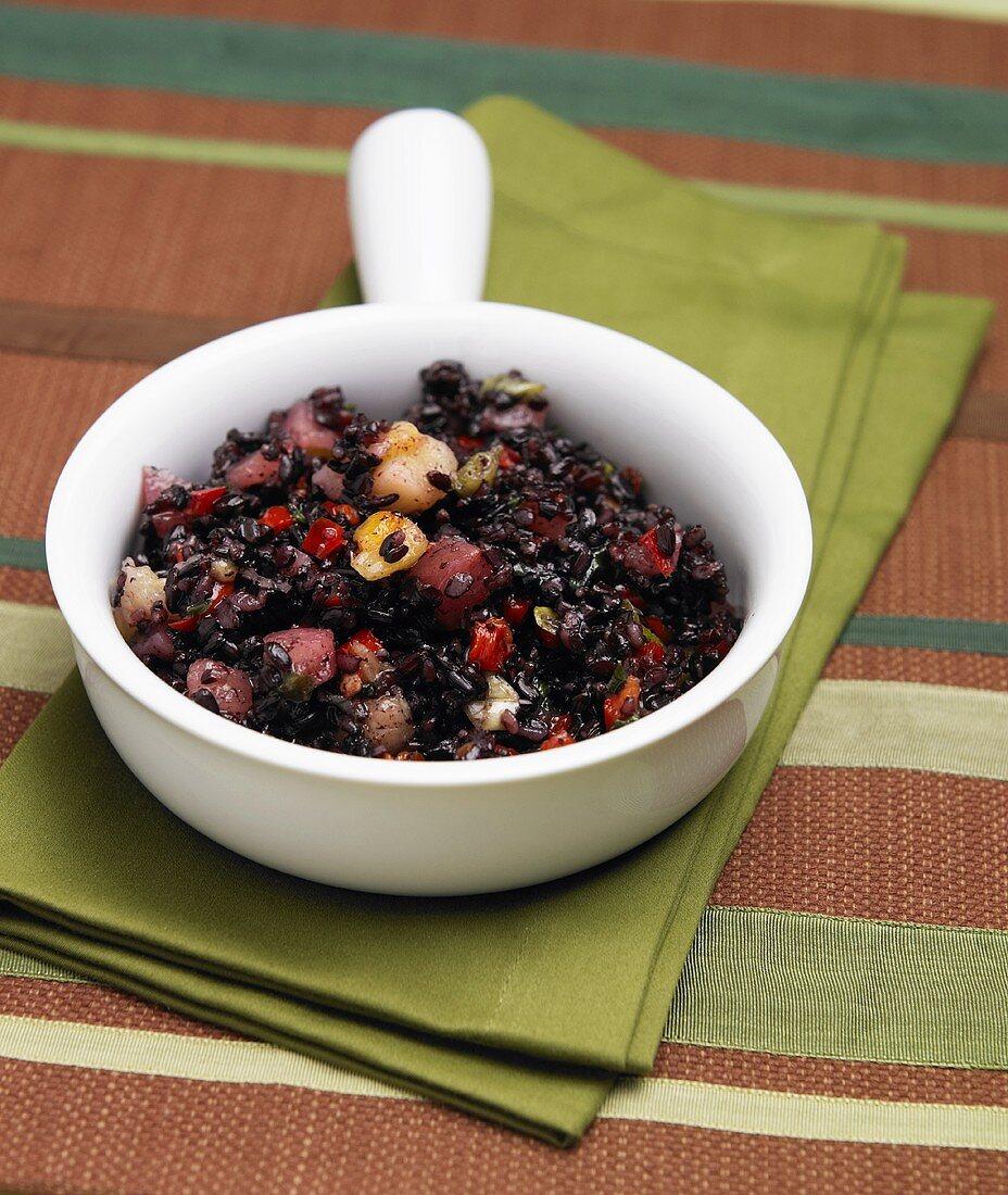 Tropical Forbidden Black Rice