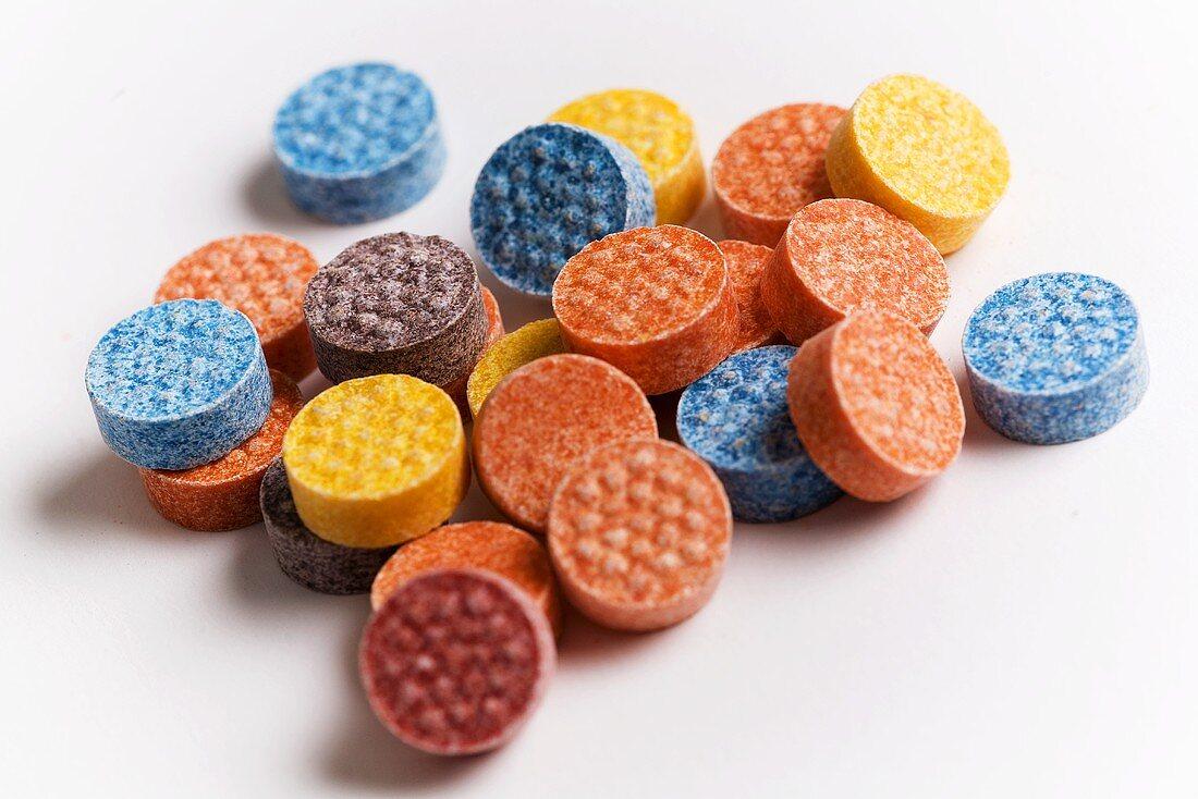 Razzles; Candies That Change Into Gum when Chewed