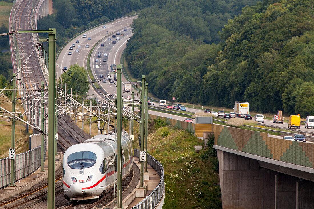 Autobahn A3 Geschwindigkeitsbegrenzung