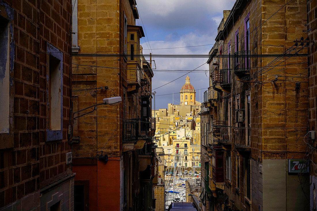 Unterwegs in Vittoriosa, Valletta, Malta, Europa