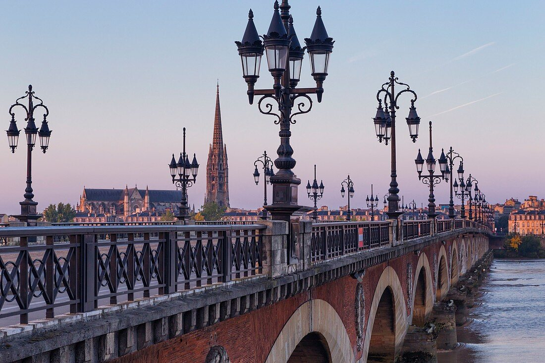 Frankreich, Gironde, Bordeaux, Gebiet, … – Bild kaufen – 21 ...