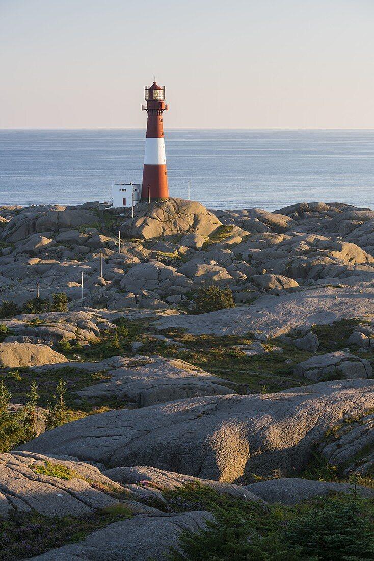Eigeroy Lighthouse, Eigeroya, Agder, Norway