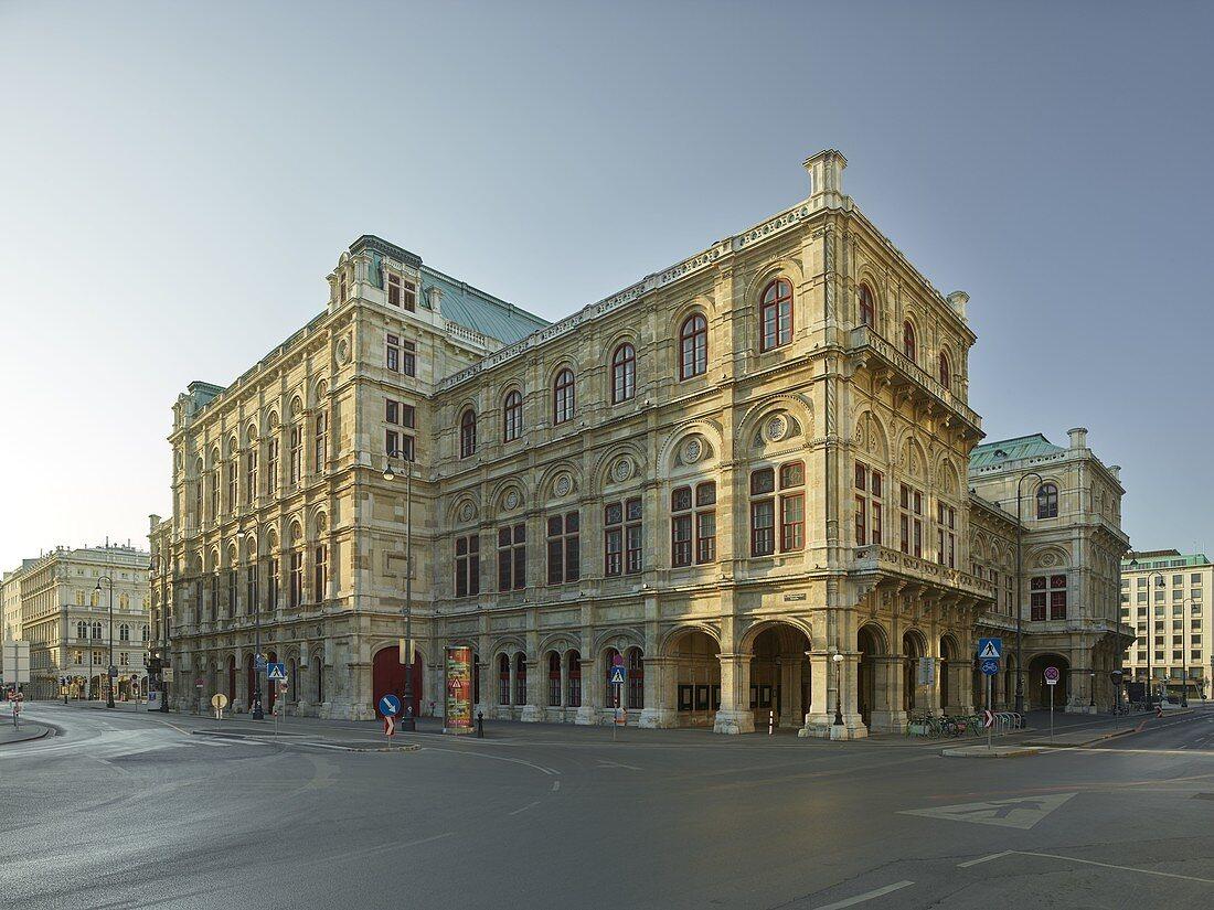 Vienna State Opera, 1st district Innere Stadt, Vienna, Austria