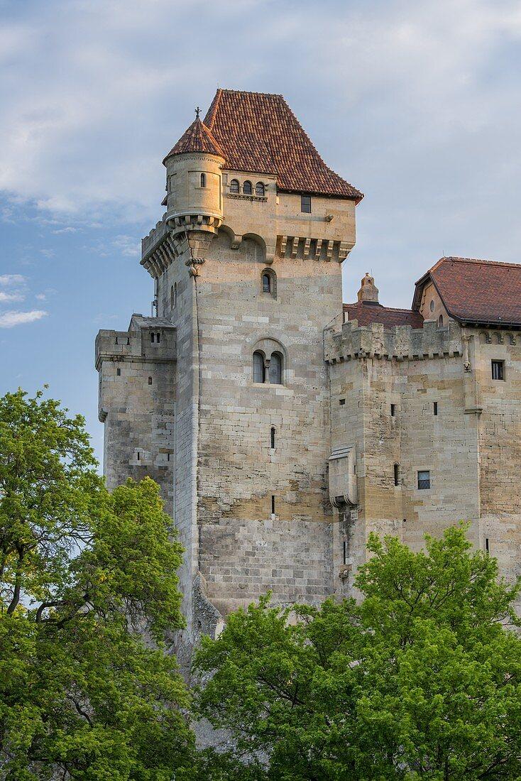 Liechtenstein Castle, Mödling, Lower Austria, Austria