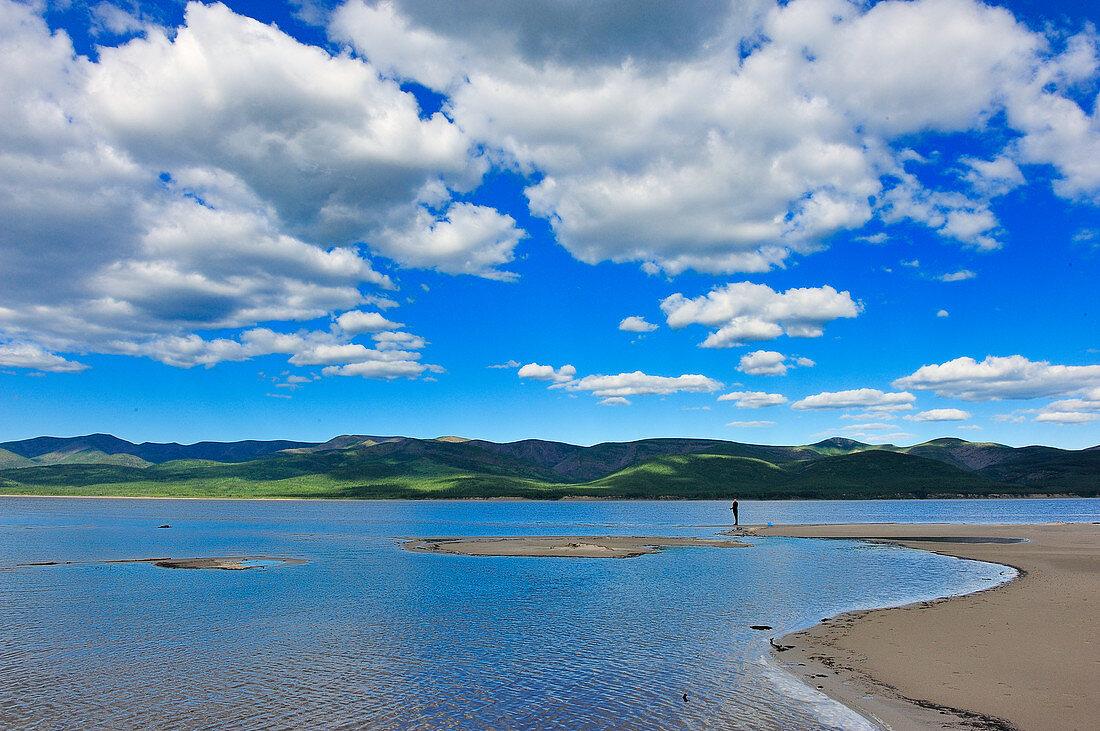 Yakutia: ASIA, Russia, SACHA, YAKUTIA, Republic of Sakha (Yakutia), Lena River