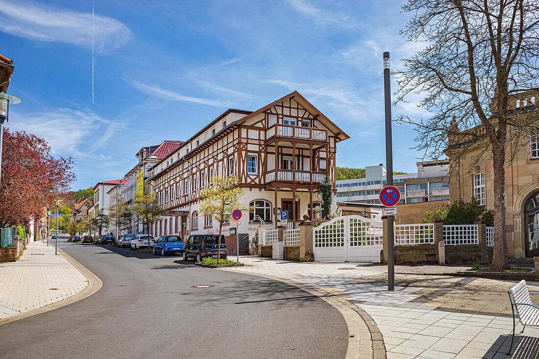 Hotel Arabel in Bad Kissingen, Bavaria, Germany