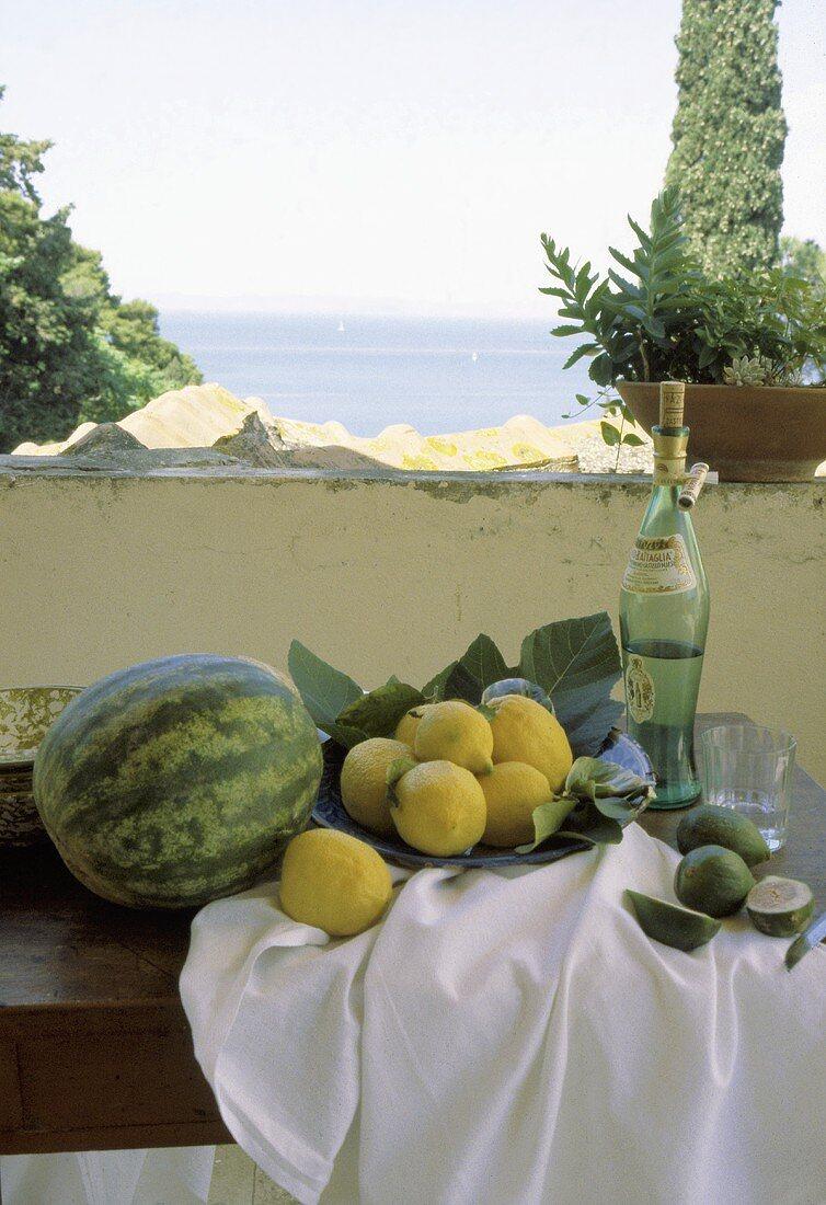 Italian Ingredients on Location