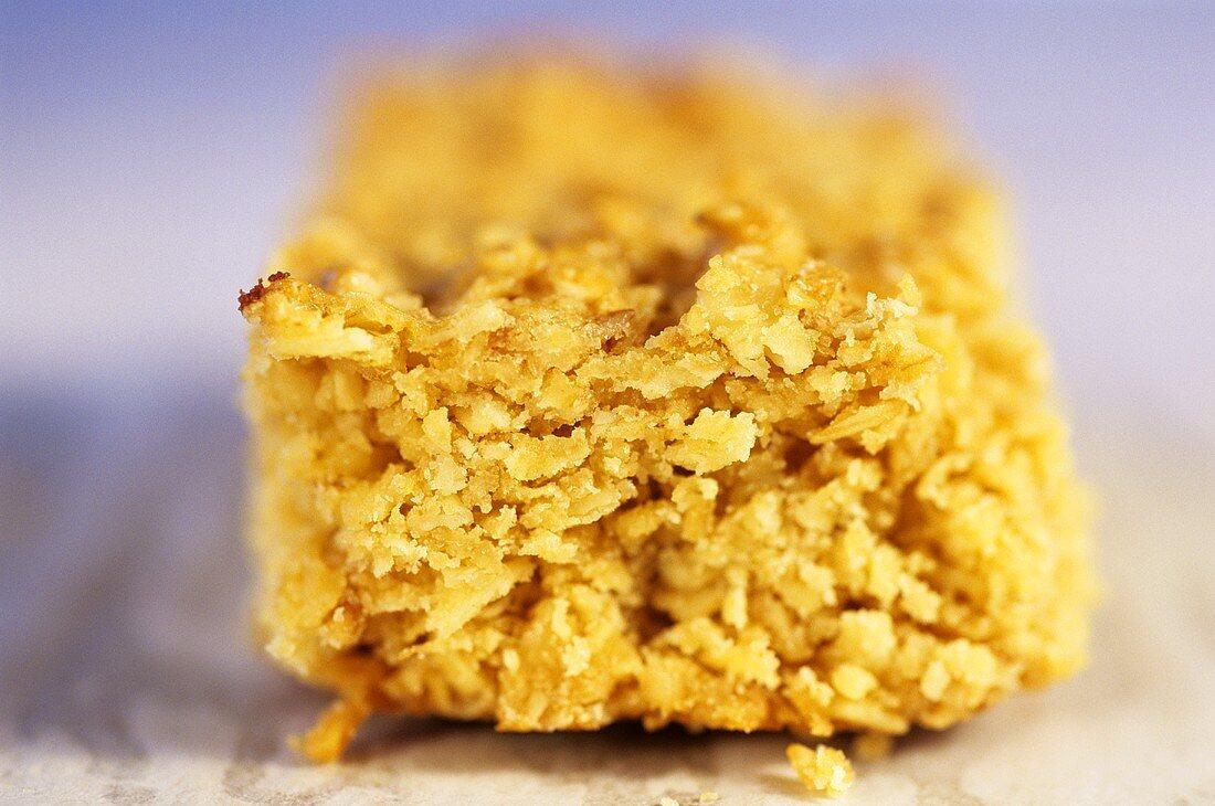 Flapjacks (oat bars, Britain)