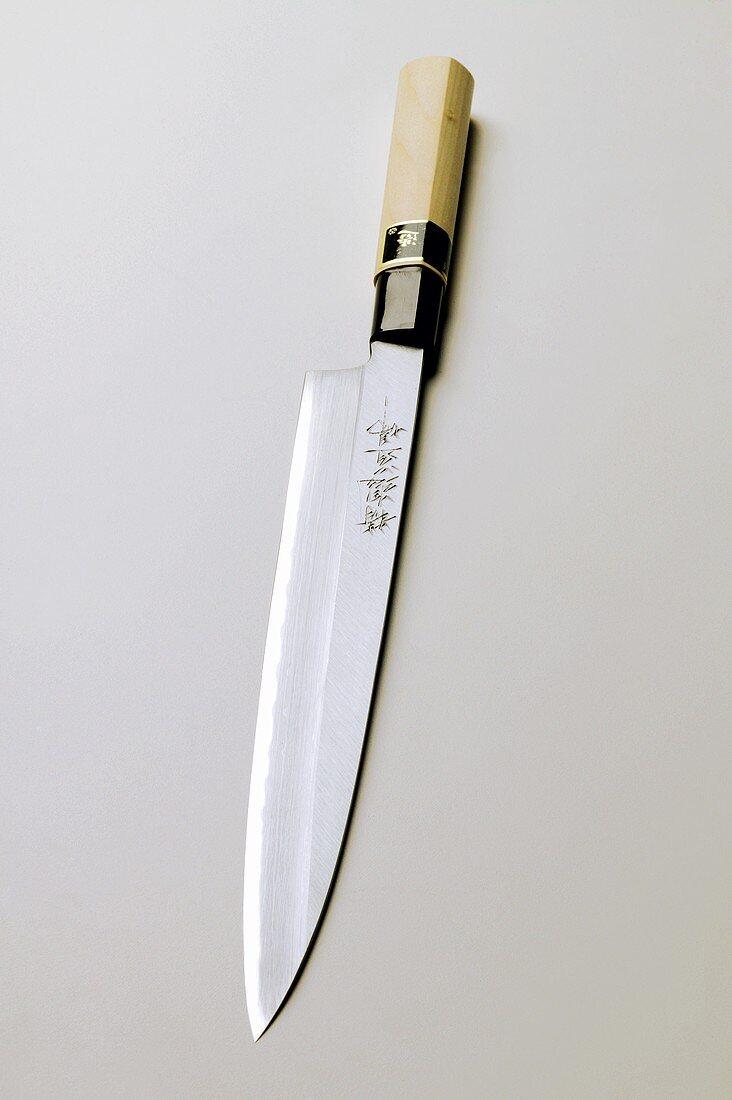 Asian kitchen knife