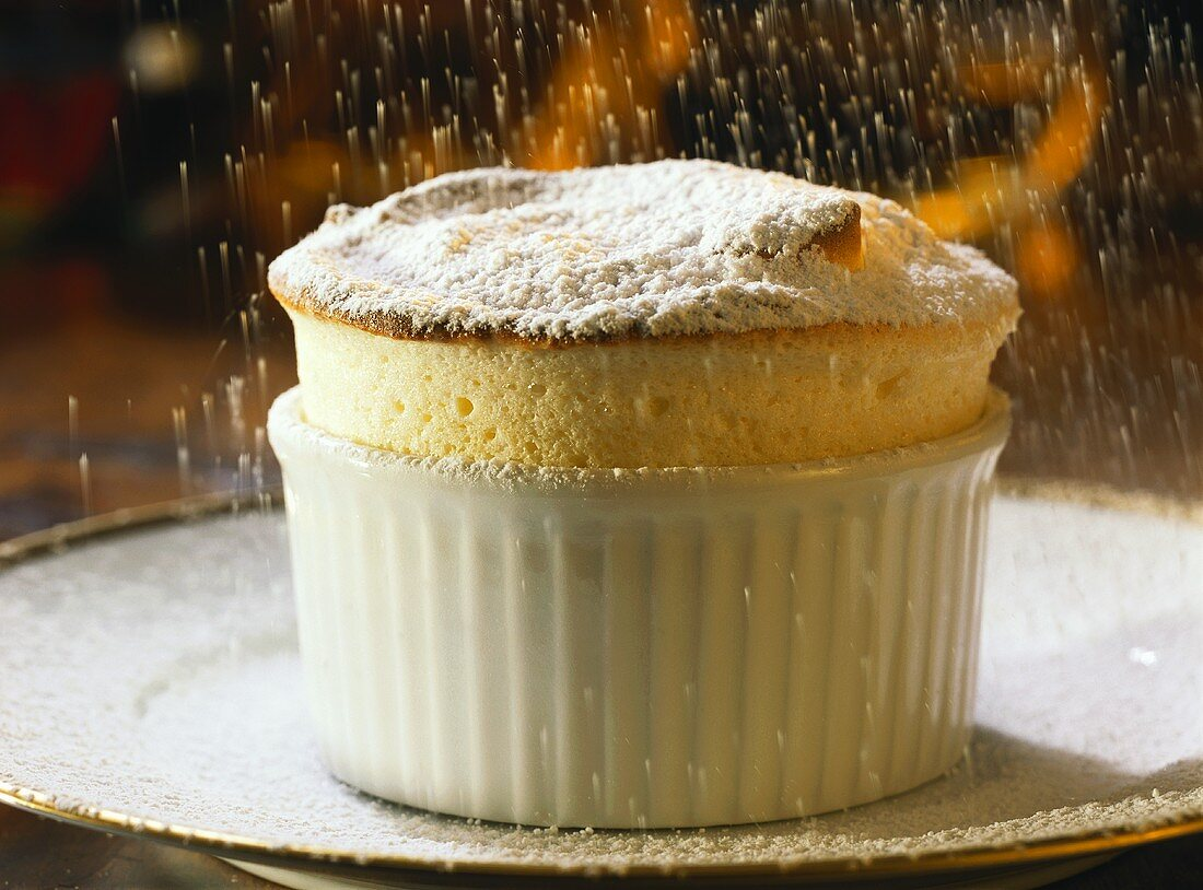 Quark Souffle in a Mold