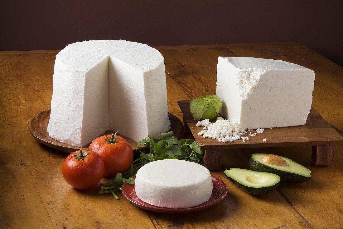 Fresco Cheese Variety