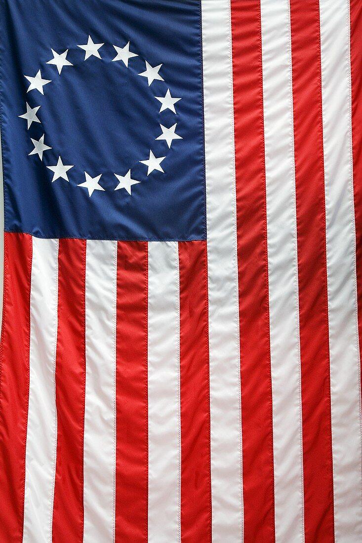 Betsy Ross flag (USA)