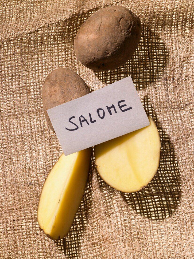 Salome potatoes