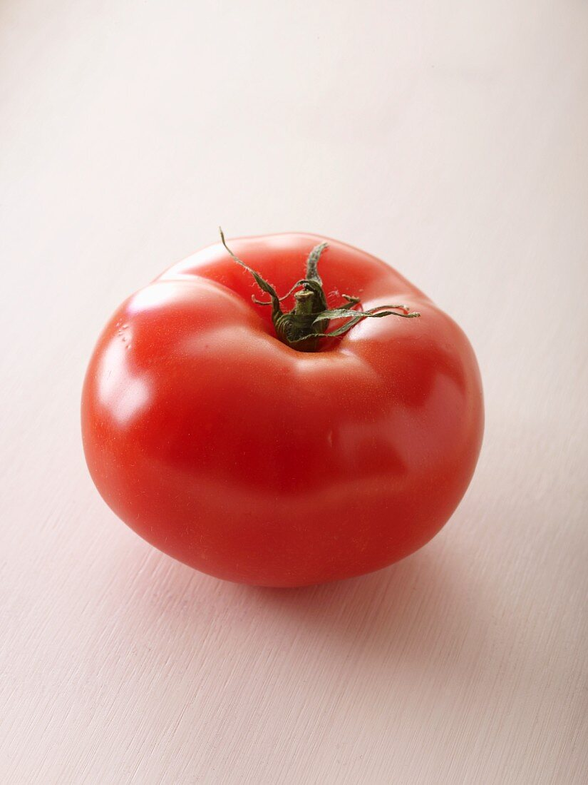 A conventional tomato