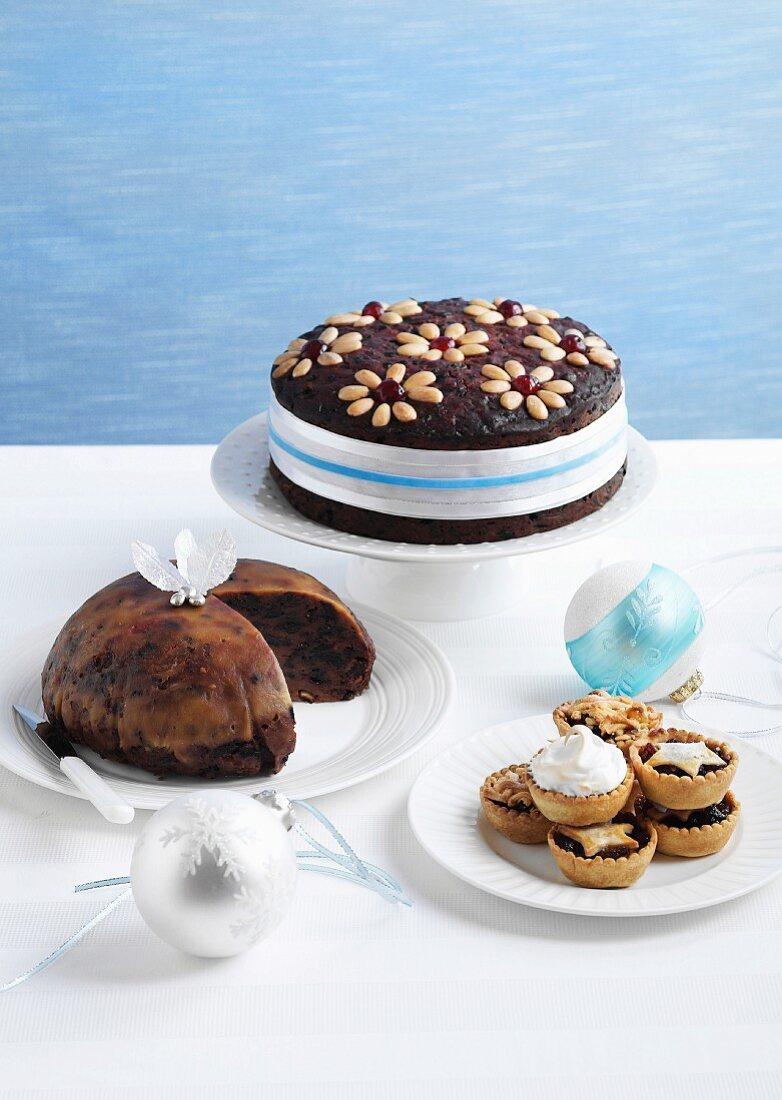 Fruitcake+Puddings+Tarts