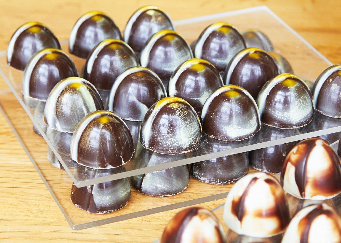Passion Flavor Beligan Chocolates
