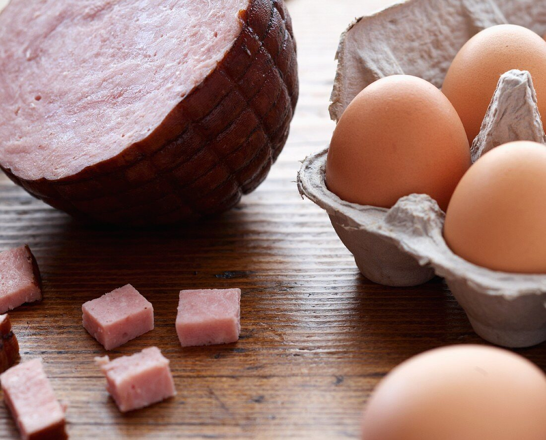 Eggs and Ham