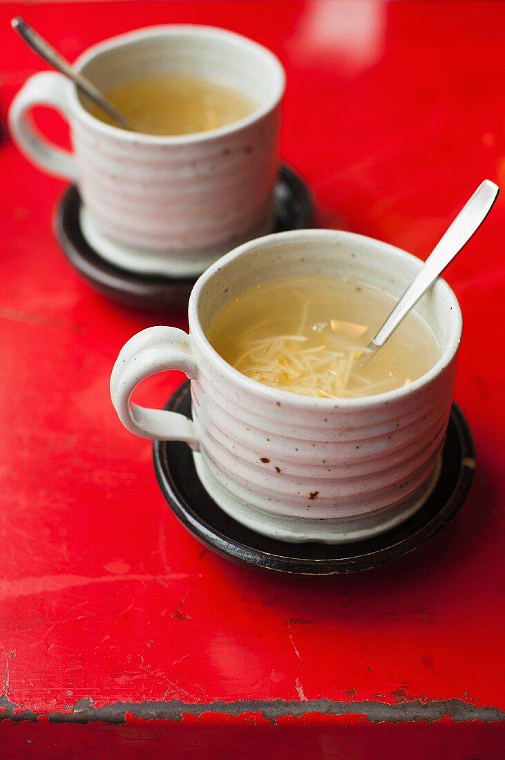 Yuzu tea (tea made from yuzu fruit, Korea)