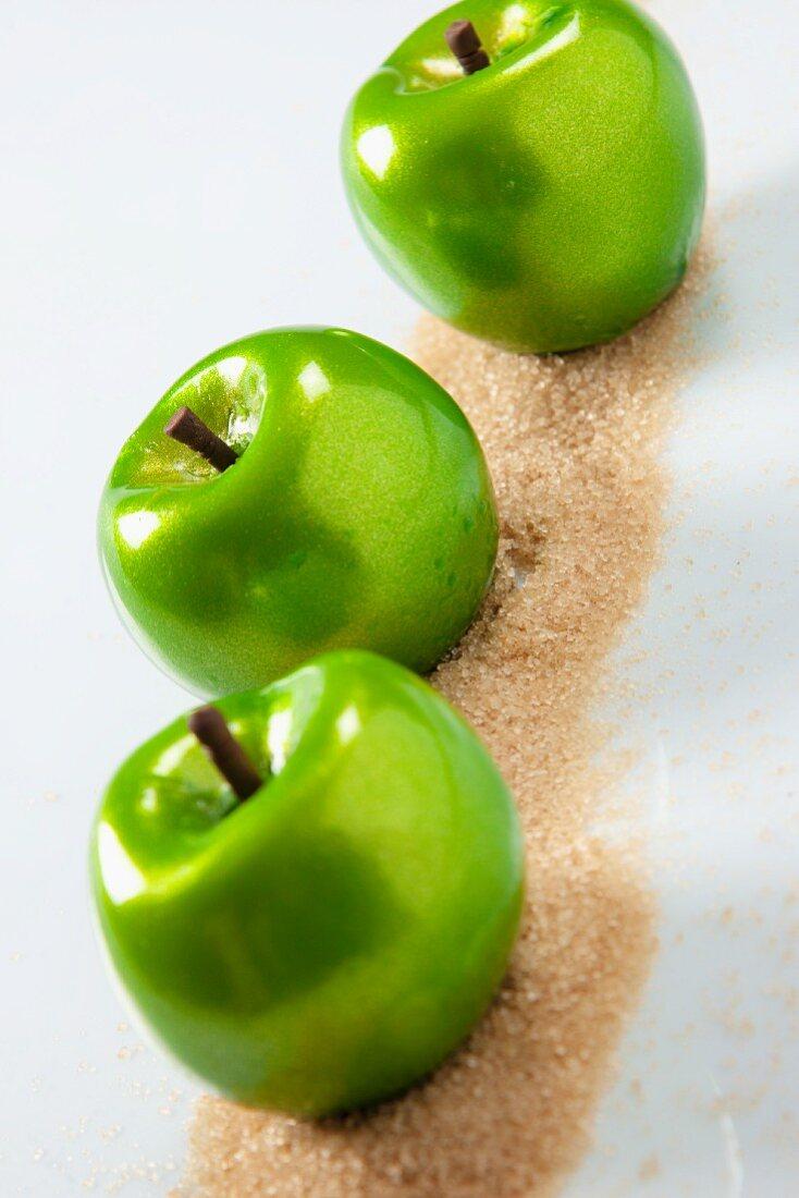 Apfelkonfekt