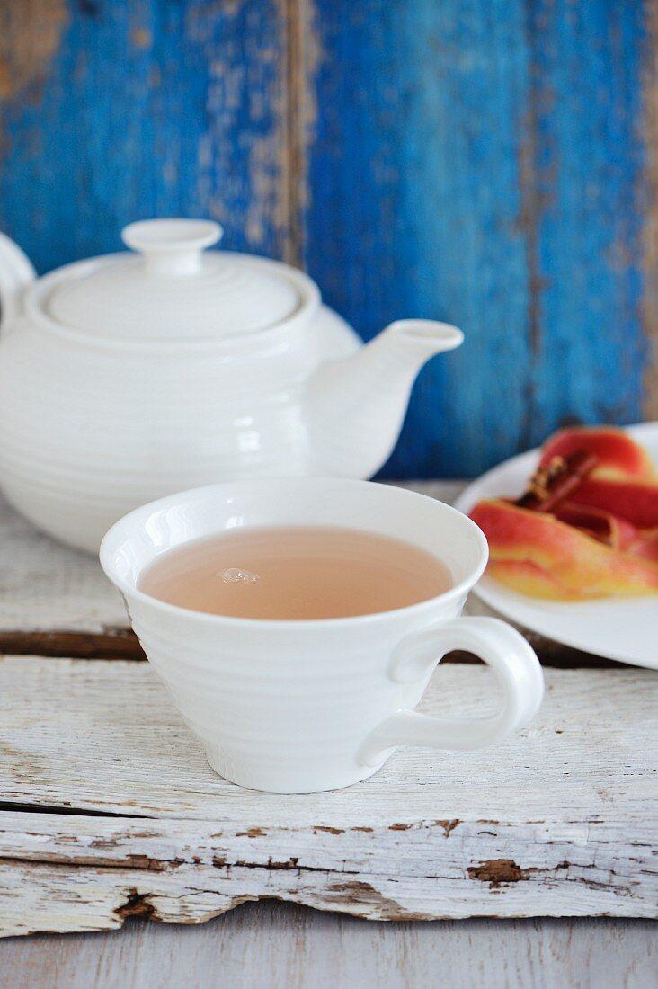 Winter tea to curb sweet cravings