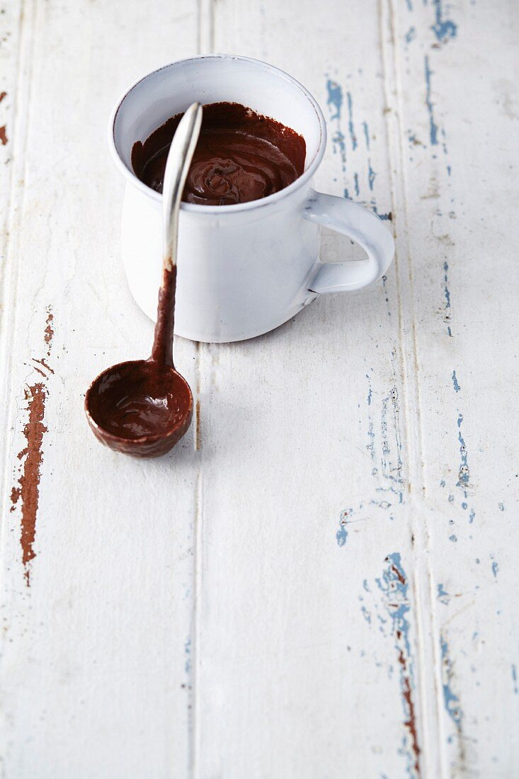 Kahlúa chocolate sauce