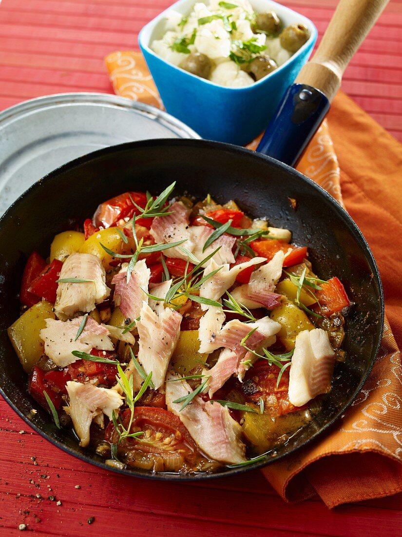 Ktschutsch (fish goulash, Armenia)