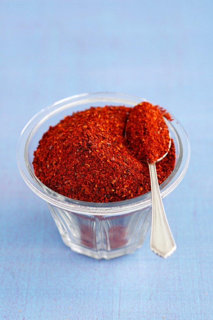 Spicy Korean chilli powder