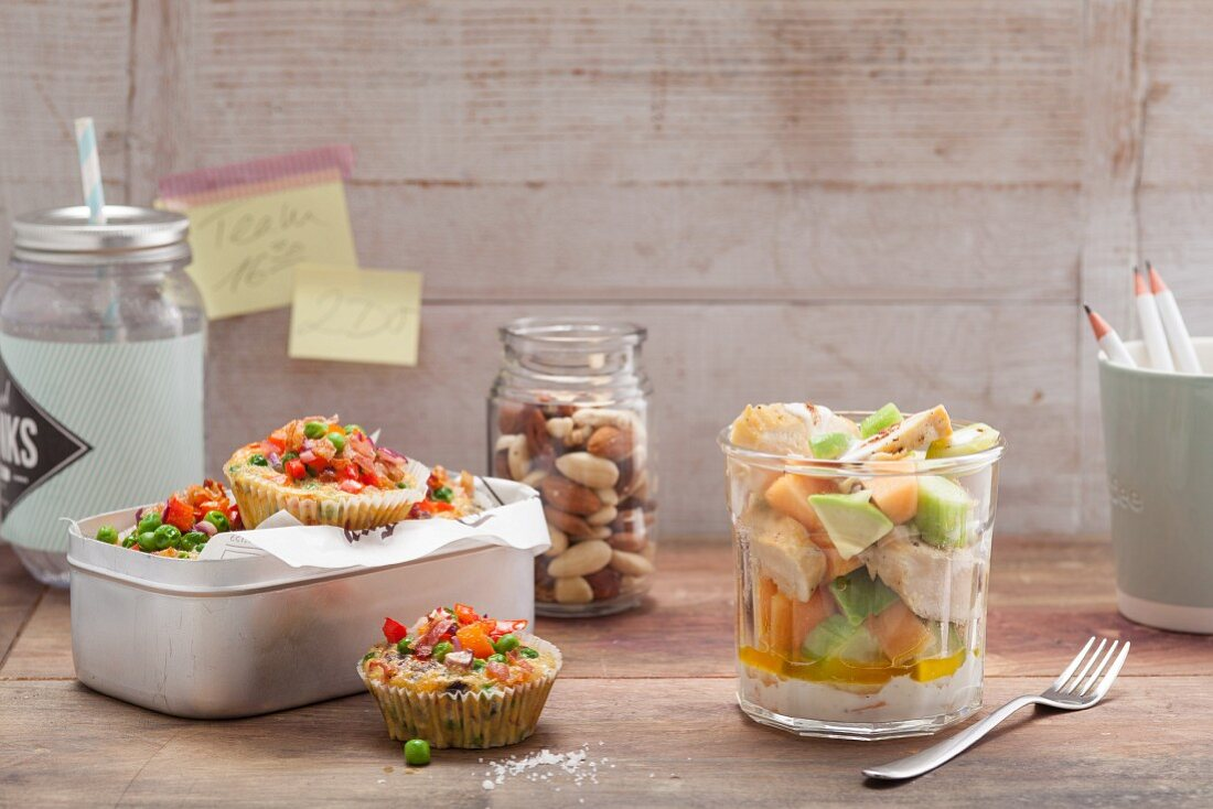 Low carb dishes to take away for workers