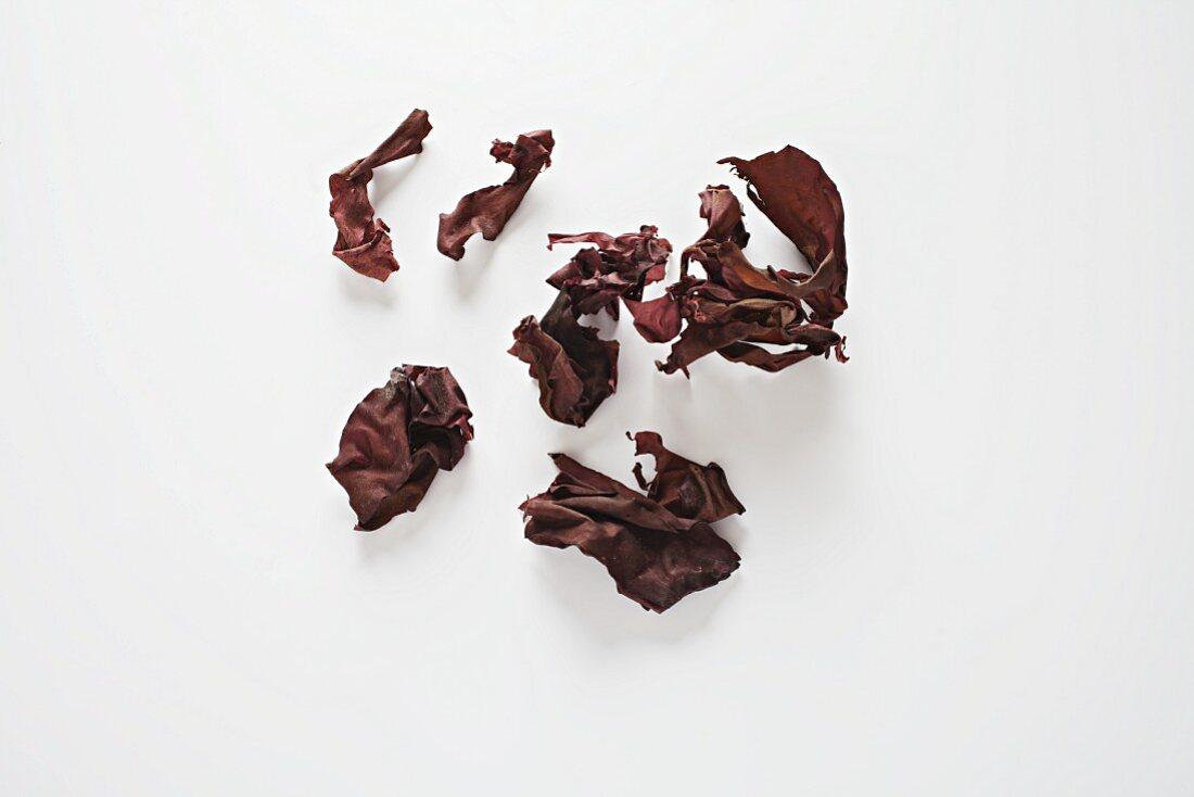 Dried dulse (Palmaria palmata)
