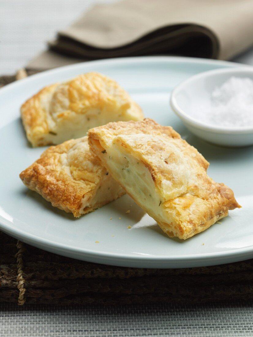 Knish – Jewish potato pastries