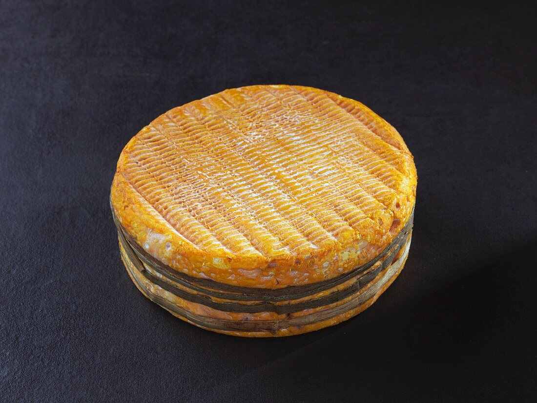 Livarot (French cow's milk cheese)