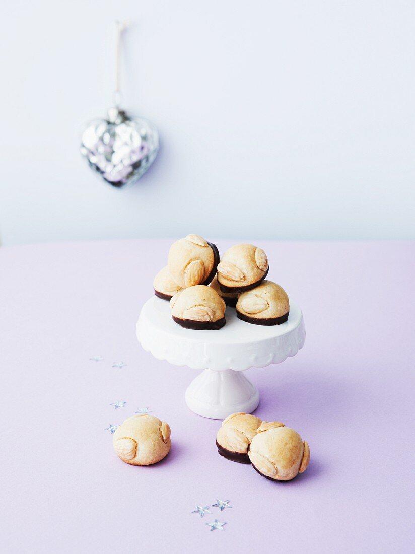 Vegan Christmas biscuits