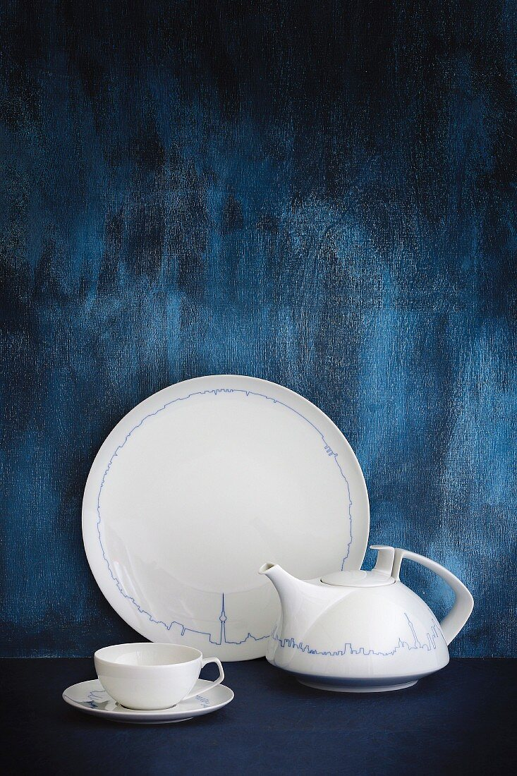 BIG Cities crockery from Rosenthal