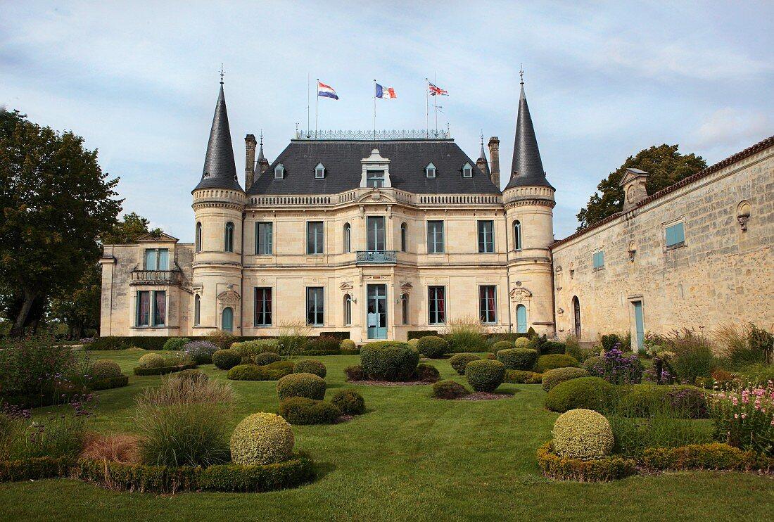 Chateau Palmer, Bordeaux, France