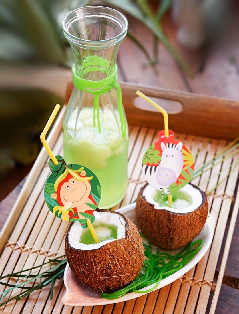 Jungle drinks