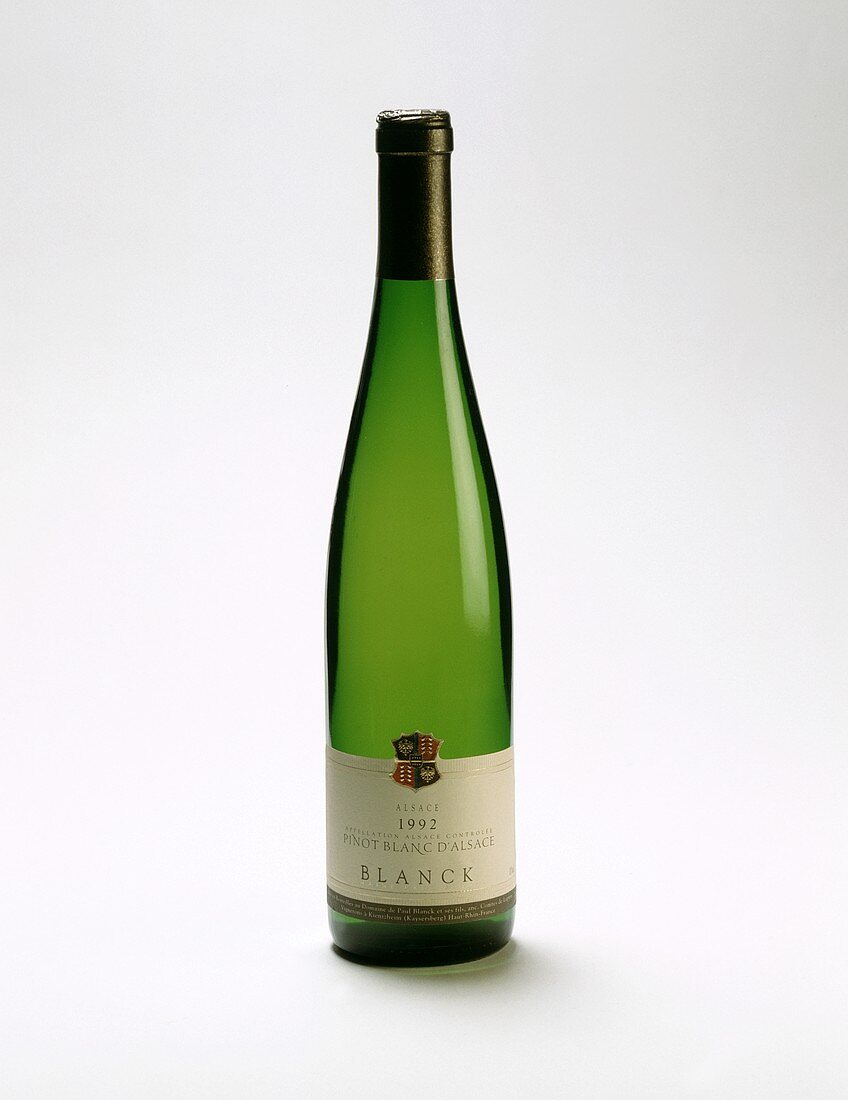 1992 Pinot Blanc from the Blanck cellar, Alsace