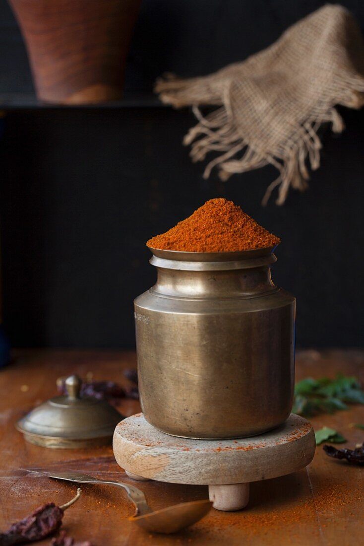 Rasam powder (spice mixture, South India)