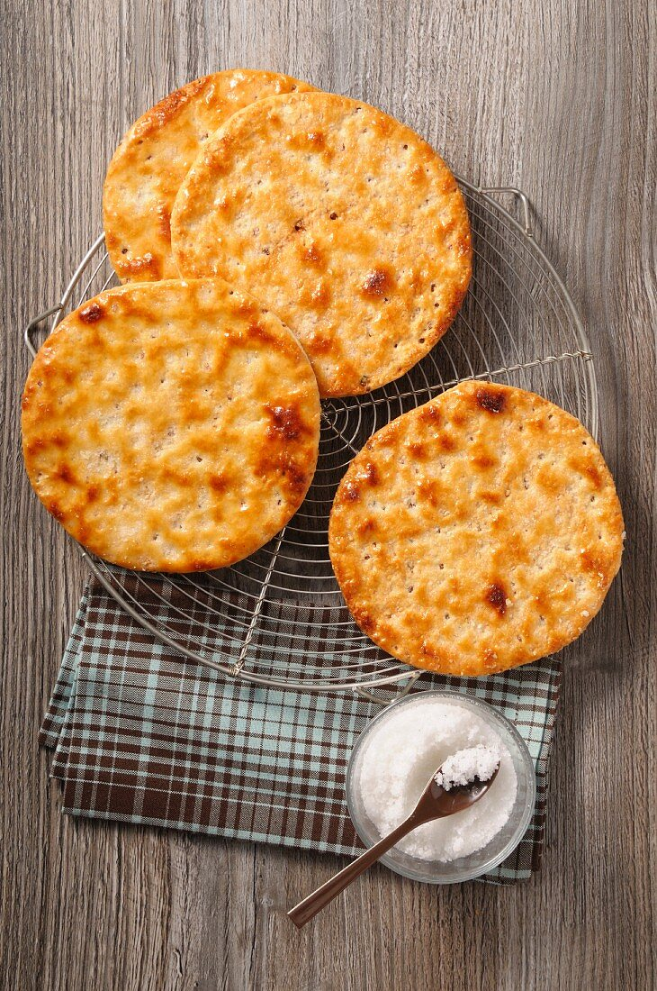 French anise biscuits
