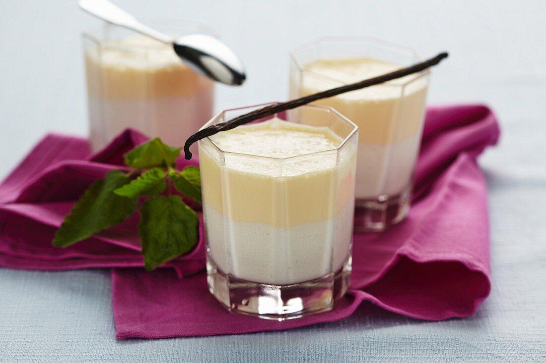 Wine foam cream