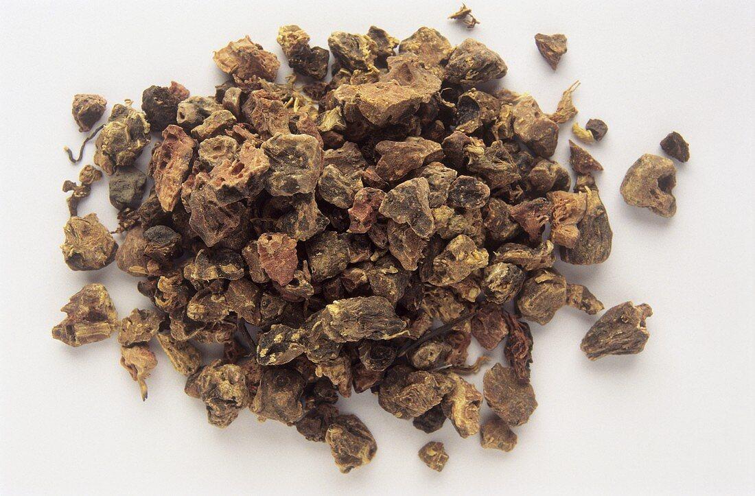 Tormentil root (Tormentillae rhizoma)