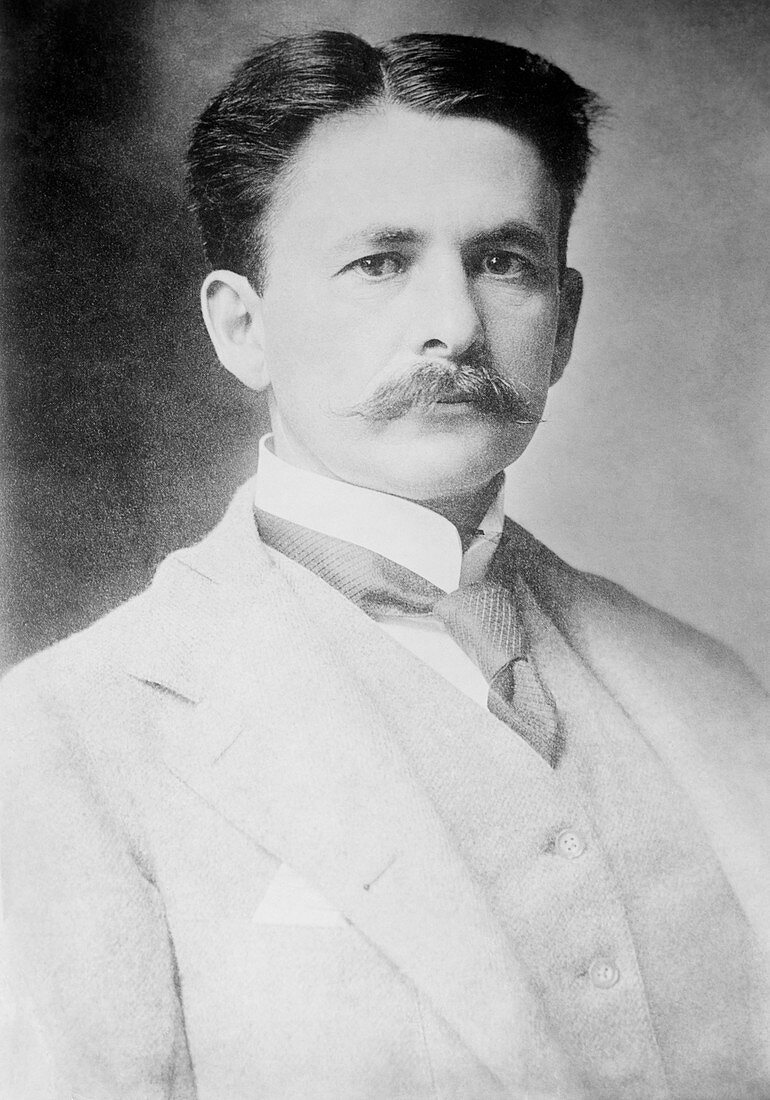 Albert Michelson,American physicist