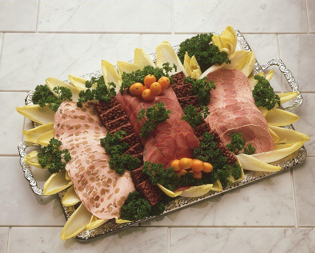 Assorted Deli Meats