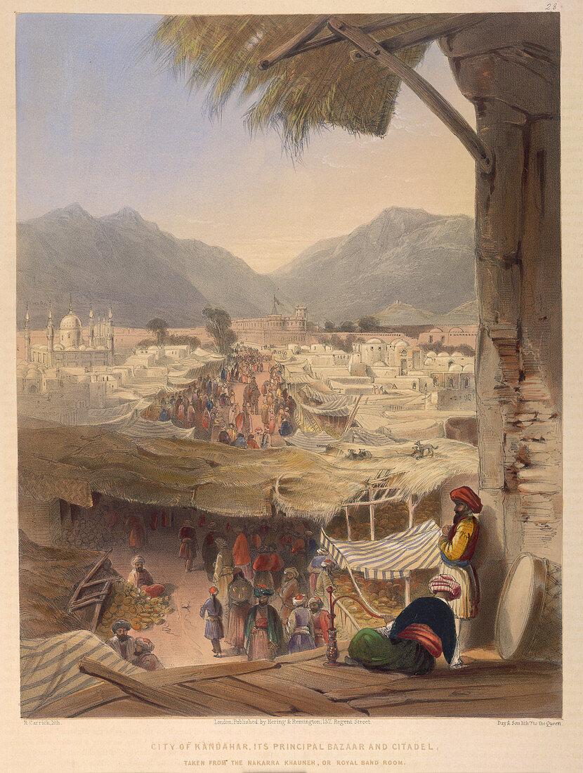 City of Kandahar
